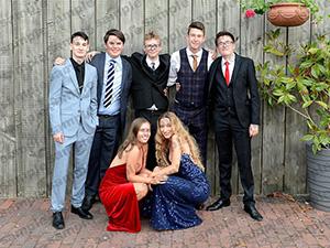 SWR Prom Couple's Photos